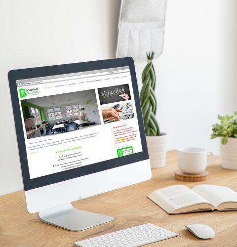 Bibrisschule Herbrechtingen – Website, Responsive Webdesign,